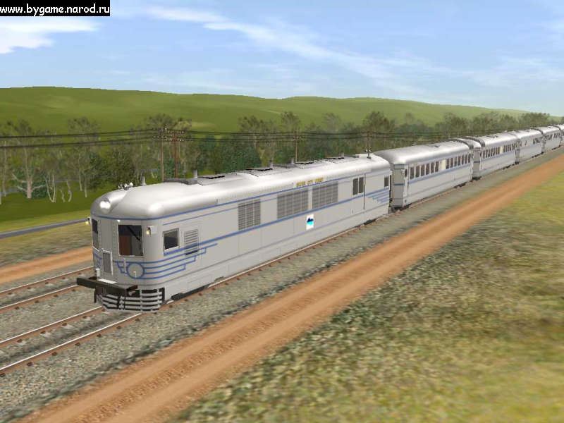 TrainZ RailRoad Simulator 2006 + SP1 ENG.